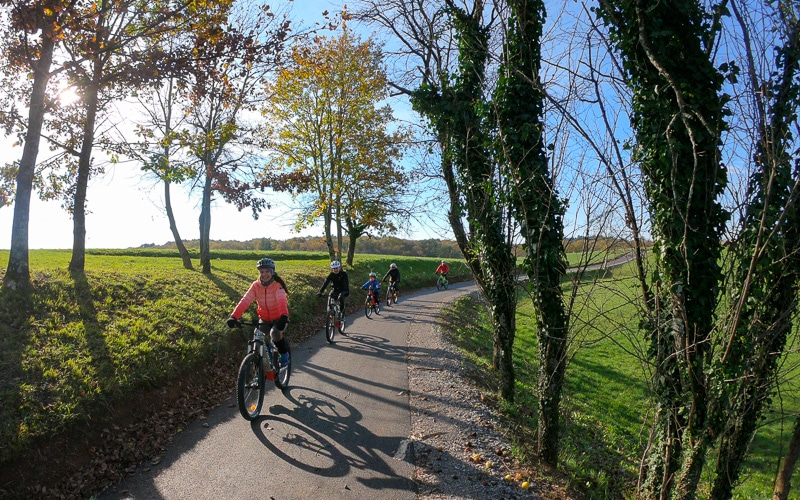 Najem električnih koles za kolesarjenje po krasu.