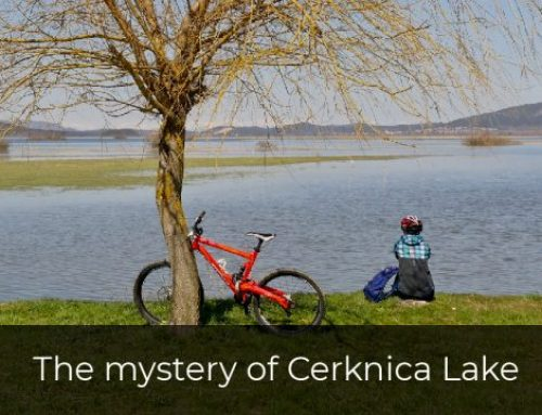 The mystery of Cerknica lake