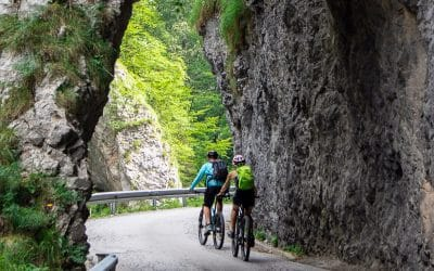 Bike tour Tržič couples holidays