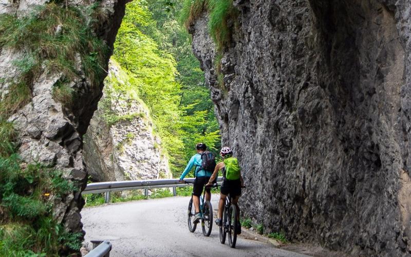 kolesarska tura Tržič