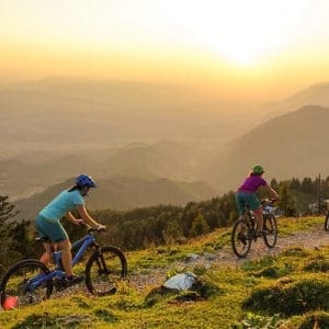 Trans Slovenia bike tour MTB ride