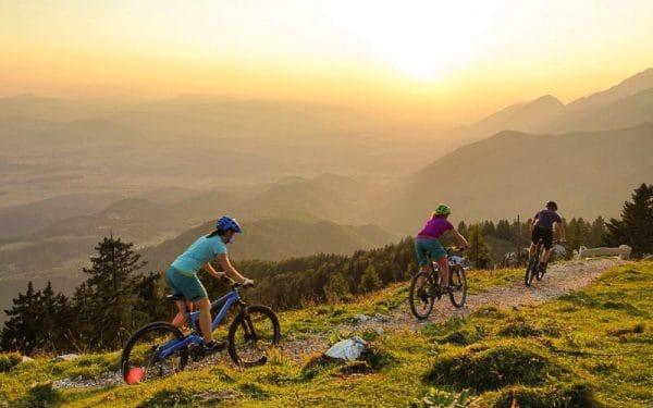 Trans Slovenia bike tour MTB ride
