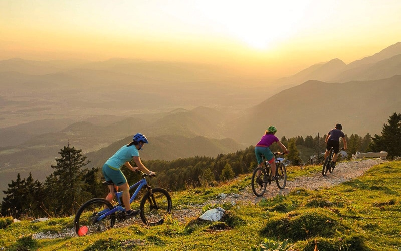 Trans Slovenija ebike tour - Karavanke
