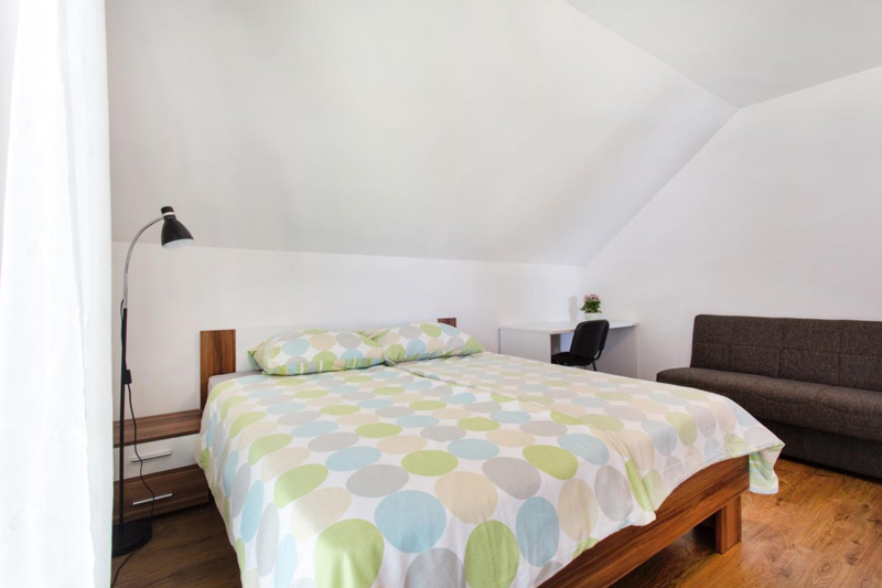 Domovoj double bedroom