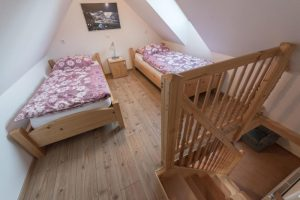 Appartments Tolc twin room