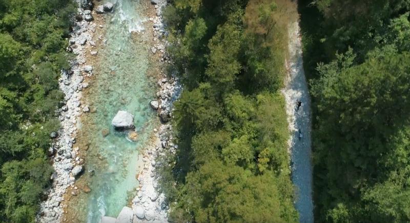 cycling through Slovenia