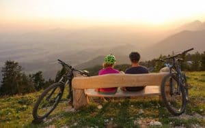 Slovenian Alps bike tour