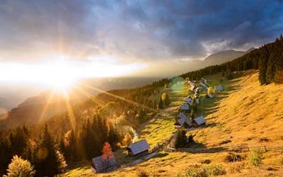 Slovenian Alps bike tour pokljuka