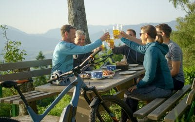 Slovenia bike agency - culinary experience