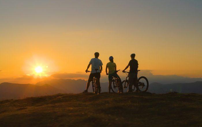 Explore slovenia by bike