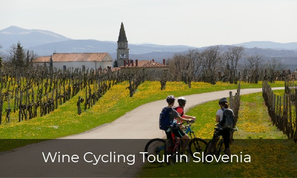 Bike tour Slovenia - Explore Karst