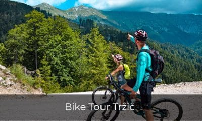 One day bike tour in Slovenia - Bike tour Tržič