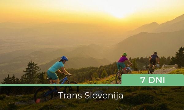 Kolesarske počitnice po Sloveniji