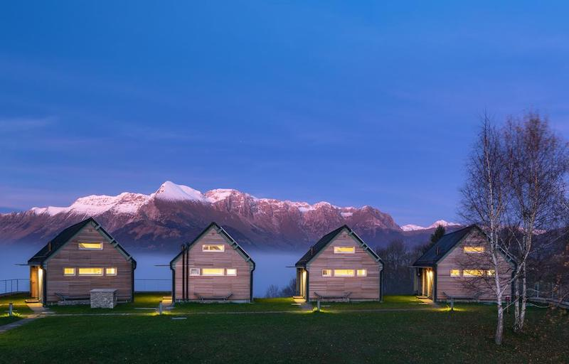 Best cycling hotels in Slovenia with surrounding nature.